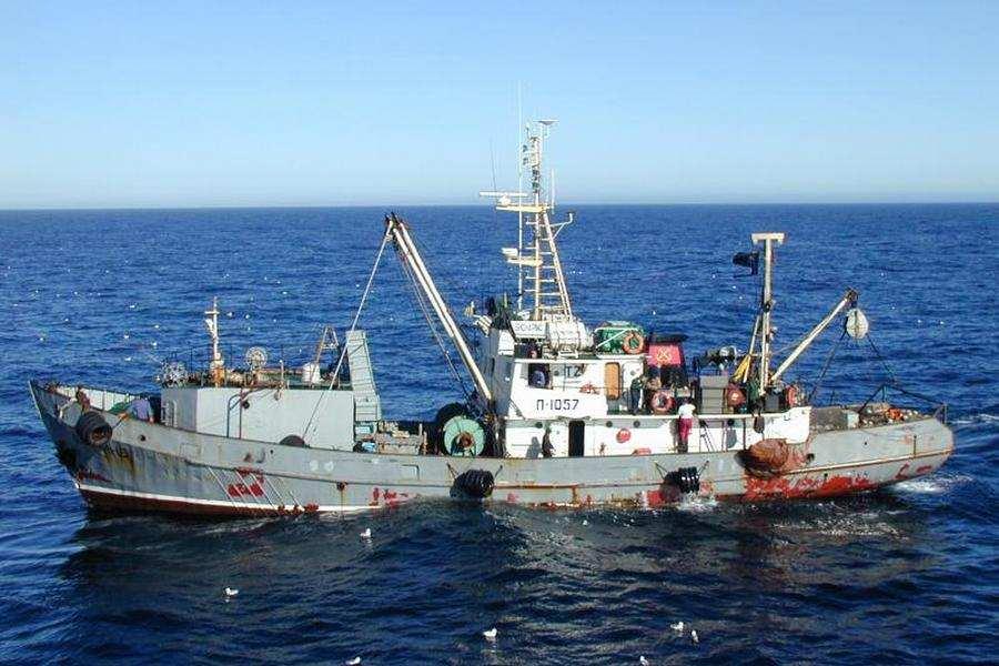 фото судов рыболовного флота